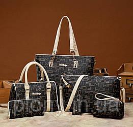 Женский набор сумок 6 в 1