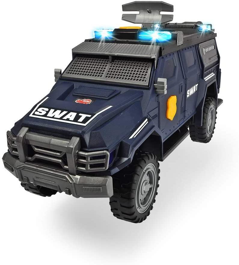 Автомобиль Специального назначения SWAT, со звуковыми и световыми эффектами, 36 см, Dickie toys 3308374