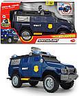 Автомобиль Специального назначения SWAT, со звуковыми и световыми эффектами, 36 см, Dickie toys 3308374, фото 3