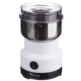 Кофемолка Domotec MS 1106 White (3031)