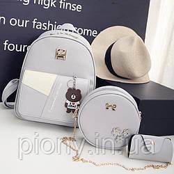 Женский набор сумок 3 в 1