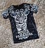Мужская футболка Wite Paradise