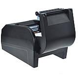 Під відновлення або на запчастини!!! Чековий принтер 80мм AW-80CCU AsianWell USB з автообрезкой, Windows, фото 5