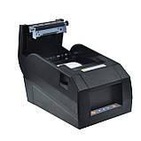 Під відновлення або на запчастини!!! Чековий принтер 80мм AW-80CCU AsianWell USB з автообрезкой, Windows, фото 6