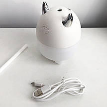 Увлажнитель воздуха Air Purifier BA-4. Цвет: белый (чертик), фото 2