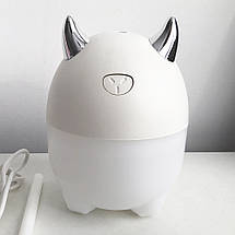 Увлажнитель воздуха Air Purifier BA-4. Цвет: белый (чертик), фото 3