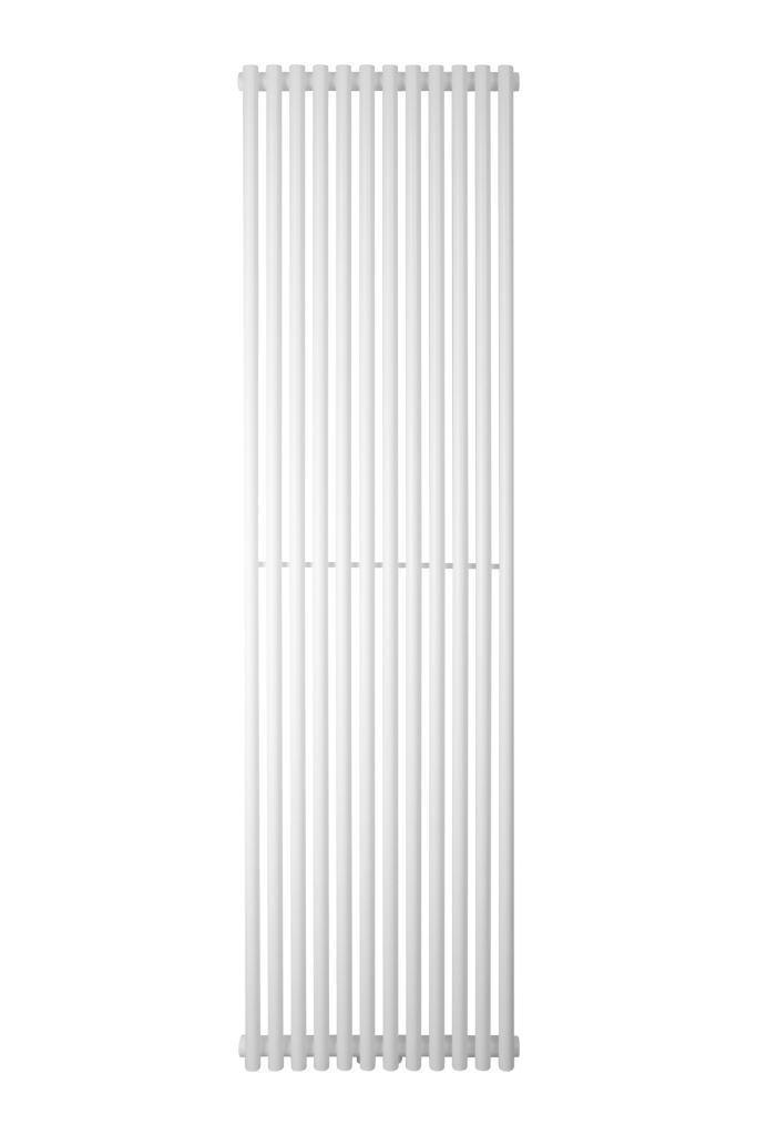 Вертикальний радіатор Betatherm Praktikum 2, H-2000 мм, L-539 мм