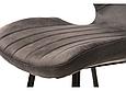 Полубарный стул B-19 серый, фото 5