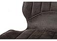 Полубарный стул B-19 серый, фото 8