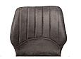 Полубарный стул B-19 серый, фото 4