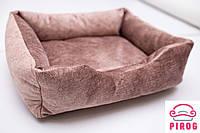 Лежак для кота или собаки  Коричневый, фото 1