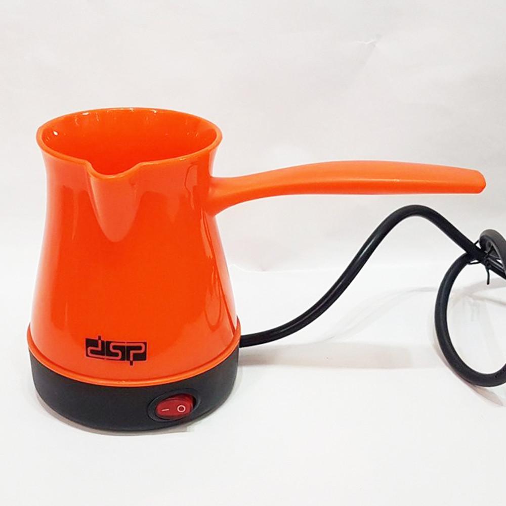 Турка электрическая DSP. Цвет: оранжевый