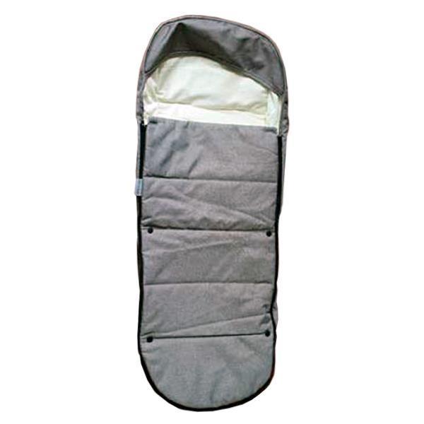 Аксесуар до коляски Welldon Конверт зимовий Foot muff (сірий) для WD007 (WD-ST03)