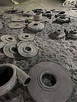 Отливка металлических изделий различной конфигурации, фото 2