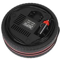Автомобильный компрессор для быстрой подкачки колес Air Compressor DC12V, фото 2