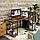 Стол компьютерный с полками Лофт, СП11, фото 3