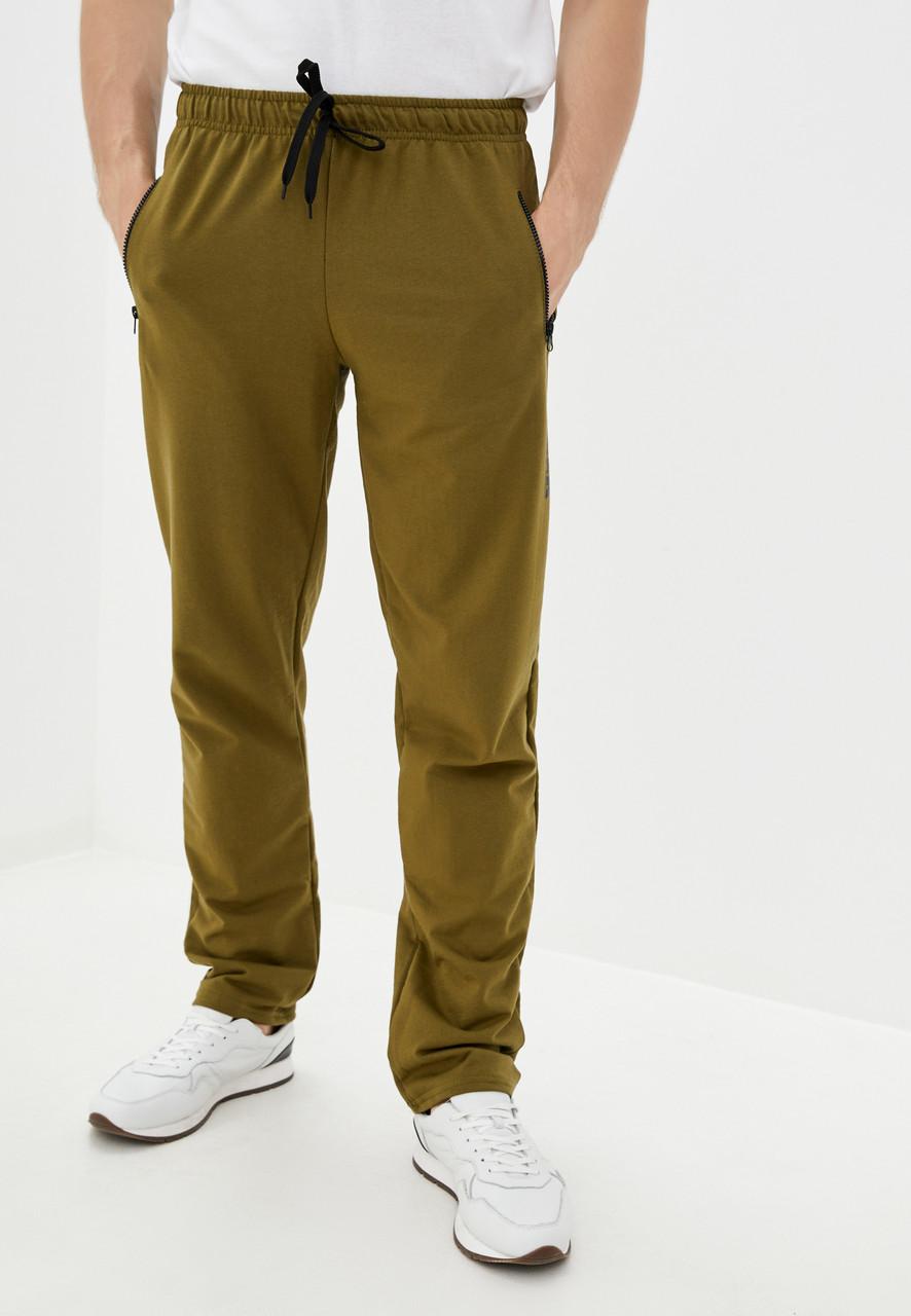 Мужские спортивные штаны из турецкого трикотажа Tailer размеры 54-60