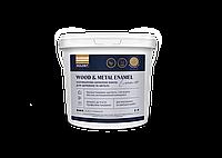 Metal Enamel полуматовая эмаль для дерева и металла