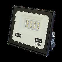 Прожектор LED 10W Ultra Slim 180-260V 900Lm 6500K IP65 SMD TechnoSystems TNSy5000007