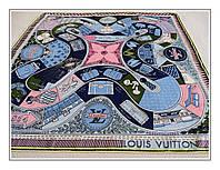 Платок Louis Vuitton шёлк, фото 1