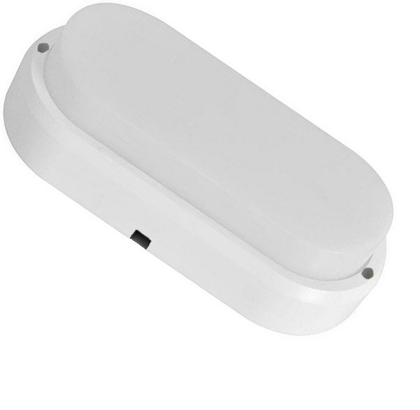 Светильник LED Oval Ceiling 12W-220V-960L-4200K-IP65 (ЖКХ овал) TNSy (TNSy5000100)