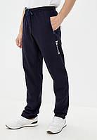Мужские удлиненный спортивные штаны из турецкого трикотажа Tailer размеры 48-64