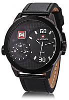 Мужские наручные часы NaviForce 9092 Black