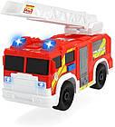 Функциональная машина Пожарная служба, 30 см, Dickie Toys 3306000, фото 2