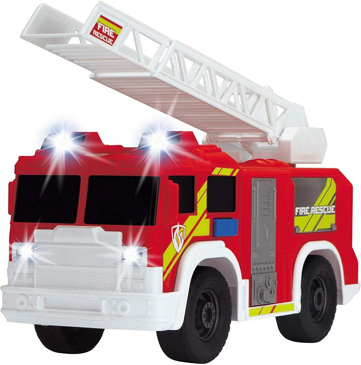 Функциональная машина Пожарная служба, 30 см, Dickie Toys 3306000