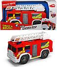 Функциональная машина Пожарная служба, 30 см, Dickie Toys 3306000, фото 6