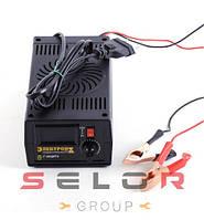 Зарядное устройство для автомобильных аккумуляторов Электрон 7А 6-12В ( регулировка тока) тепловая защита