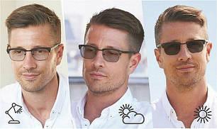 """Фотохромные очки """"хамелеоны"""""""