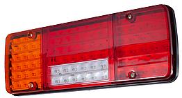 Фонарь LED задний универсальный 335 х 12 х 26  12В L