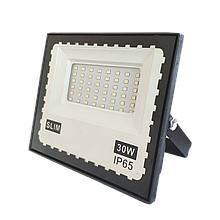 Прожектор LED 30W Ultra Slim 180-260V 2500Lm 6500K IP65 SMD TechnoSystems TNSy5000009