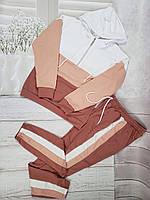 Костюм спортивный женский, двунить (42-48) оптом купить от склада 7 км Одесса, фото 1