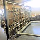 Стол для резки стекла 3660*2440мм с ручным подъемом, фото 3