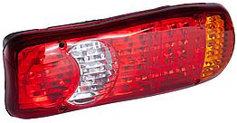 Фонарь LED задний универсальный 350 х 120 х 8 12В