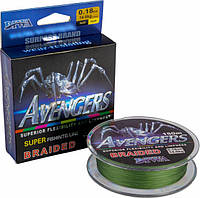 Рыболовный шнур Avengers Diwa 0.10 - 0.40 мм 150 m 0.10