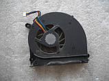 Вентилятор UDQFZZH32DAS Asus K40AB, K40 бу, фото 2