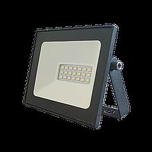 Прожектор LED 20W ECO Slim 220V 1400Lm 6500K IP65 TechnoSystems TNSy5000236
