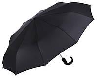 Крепкий зонт 10 спиц ручка пластиковый крюк TRUST  (полный автомат) арт. T81580, фото 1