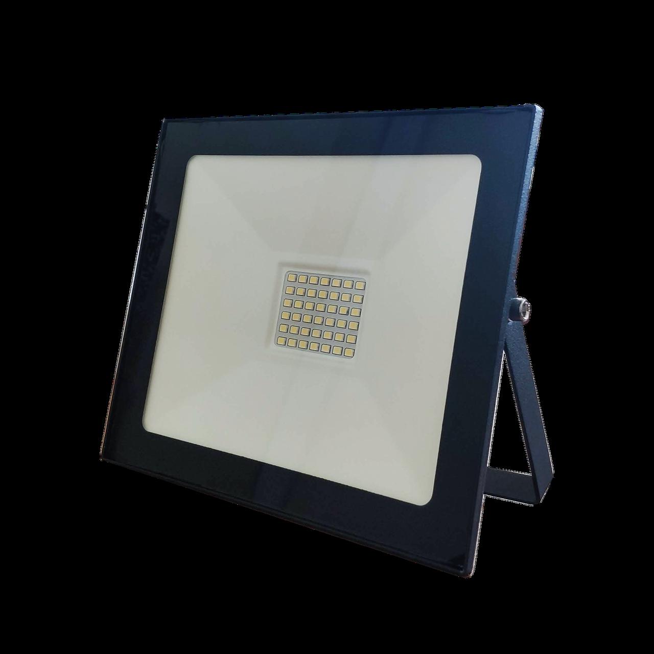 Прожектор LED 50W ECO Slim 220V 3500Lm 6500K IP65 TechnoSystems TNSy5000238