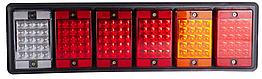 Фонарь LED задний универсальный 505 х 145 х 25 24В