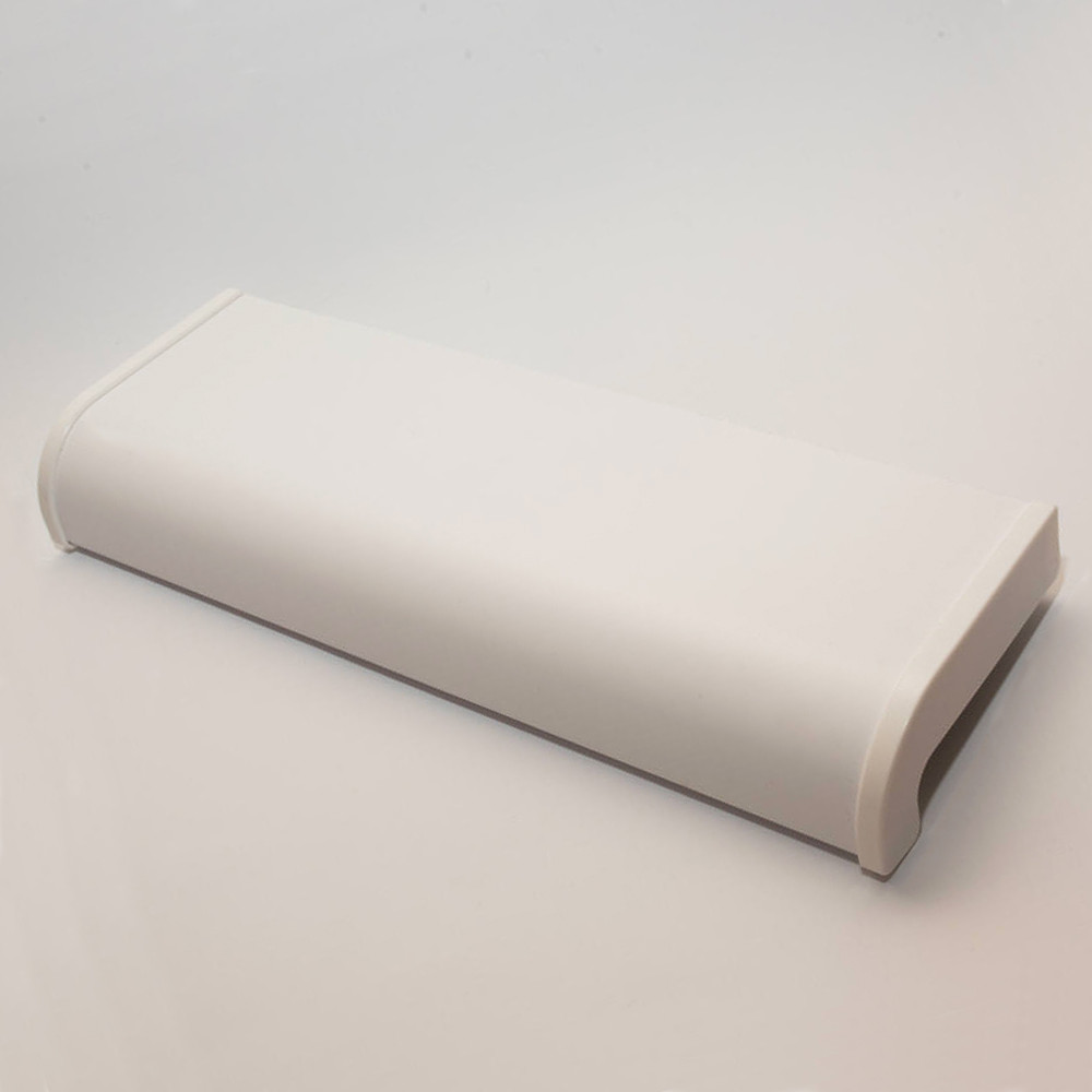 Подоконник OpenTeck SOFT (ОпенТек Софт) 150мм х 1430мм матовый белый (ОТРЕЗОК)