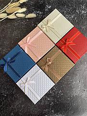 Подарочная упаковка, коробка под украшения бижутерию