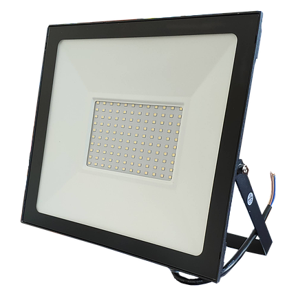 Прожектор LED 150W ECO Slim 220V 11500Lm 6500K IP65 TechnoSystems TNSy5000240, фото 2
