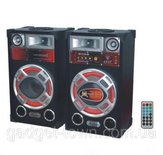 Акустика Ailiang USB FM-610D (USB/FM/Bluetooth/Радио) 200 ватт
