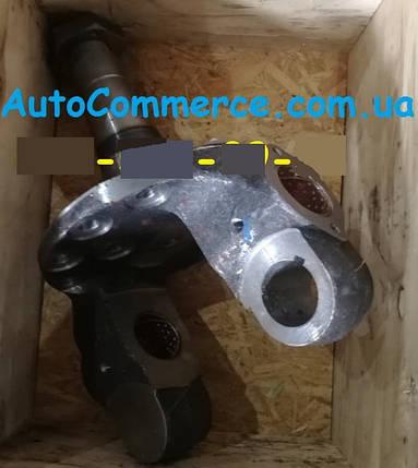 Кулак поворотный левый 3001015B1H в сборе FAW 3252 ФАВ, фото 2
