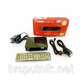 Ефірний тюнер Alphabox T22 (DVB-T2)