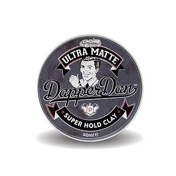 Глина для укладки волос Dapper Dan Ultra Matte Clay 50мл
